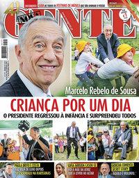 capa Nova Gente de 31 maio 2018