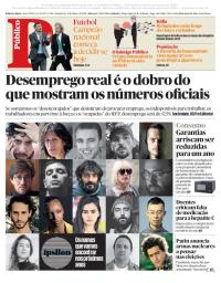 capa Público de 2 março 2018