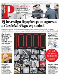 capa Público de 4 setembro 2017