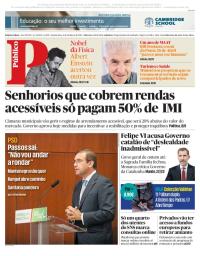 capa Público de 4 outubro 2017