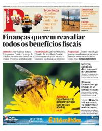 capa Público de 5 fevereiro 2018