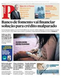 capa Público de 7 setembro 2017
