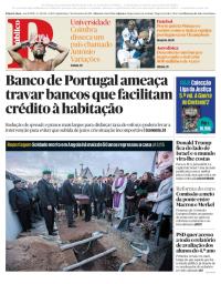 capa Público de 7 dezembro 2017