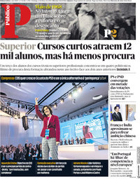 capa Público de 11 março 2018