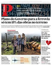 capa Público de 13 fevereiro 2018
