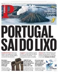 capa Público de 16 setembro 2017
