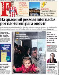 capa Público de 17 março 2018