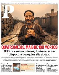 capa Público de 17 outubro 2017