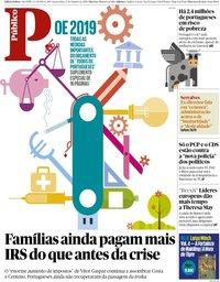 capa Público de 17 outubro 2018