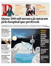 capa Público de 18 dezembro 2017