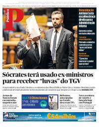 capa Público de 19 outubro 2017