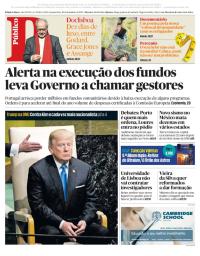 capa Público de 20 setembro 2017