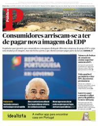 capa Público de 24 outubro 2017