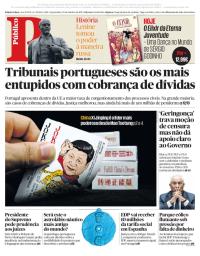 capa Público de 25 outubro 2017