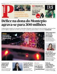 capa Público de 28 fevereiro 2018