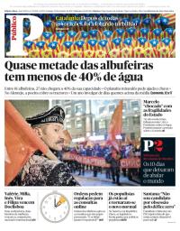 capa Público de 29 outubro 2017