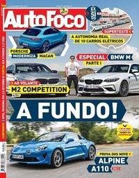 capa Revista Auto Foco de 2 agosto 2018