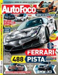 capa Revista Auto Foco de 3 maio 2018