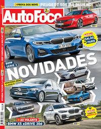capa Revista Auto Foco de 4 outubro 2018