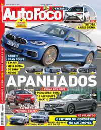 capa Revista Auto Foco de 5 abril 2018