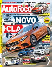 capa Revista Auto Foco de 5 julho 2018