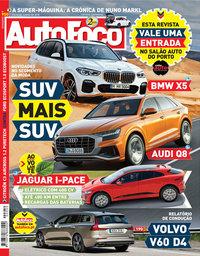 capa Revista Auto Foco de 7 junho 2018