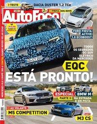 capa Revista Auto Foco de 9 agosto 2018
