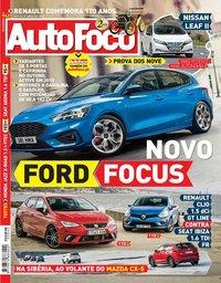 capa Revista Auto Foco de 12 abril 2018