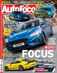 capa Revista Auto Foco de 12 julho 2018