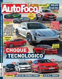 capa Revista Auto Foco de 13 março 2018