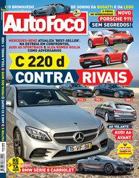 capa Revista Auto Foco de 13 setembro 2018
