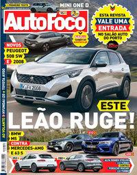 capa Revista Auto Foco de 14 junho 2018