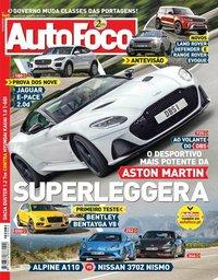 capa Revista Auto Foco de 16 agosto 2018