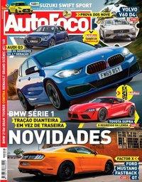 capa Revista Auto Foco de 19 julho 2018