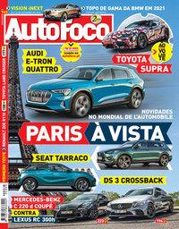 capa Revista Auto Foco de 20 setembro 2018