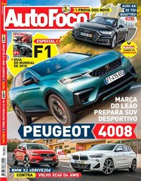 capa Revista Auto Foco de 22 março 2018