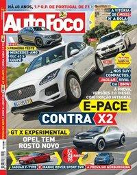 capa Revista Auto Foco de 23 agosto 2018