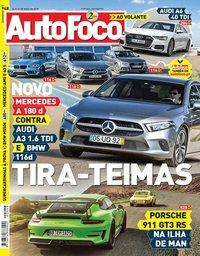 capa Revista Auto Foco de 24 maio 2018