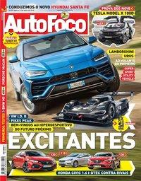 capa Revista Auto Foco de 26 abril 2018