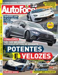 capa Revista Auto Foco de 27 setembro 2018