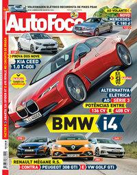 capa Revista Auto Foco de 28 junho 2018