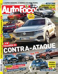 capa Revista Auto Foco de 29 março 2018