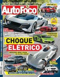 capa Revista Auto Foco de 30 agosto 2018