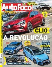 capa Revista Auto Foco de 31 maio 2018