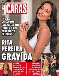 capa Revista Caras de 7 setembro 2018