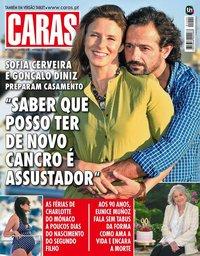 capa Revista Caras de 10 agosto 2018