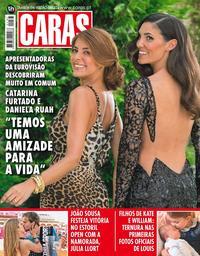 capa Revista Caras de 11 maio 2018