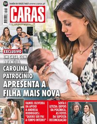 capa Revista Caras de 13 abril 2018