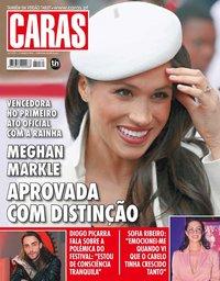 capa Revista Caras de 16 março 2018