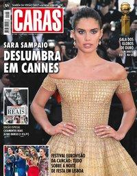 capa Revista Caras de 18 maio 2018
